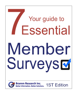7 Essential Member Surveys