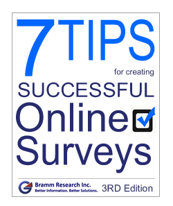 7 Tips for Online Surveys