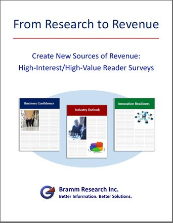 Research to Revenue Cover Bramm Research Inc.